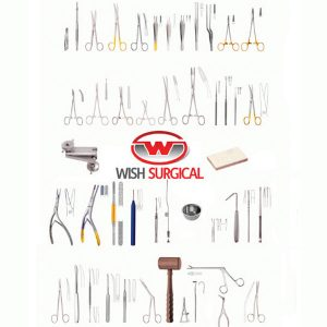 Gubisch RhinoPlasty Instruments Set -WS-123