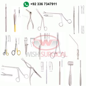 SeptoPlasty Instruments Set